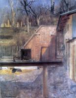 Jacek Malchevsky. The patio in the zoo, kraków