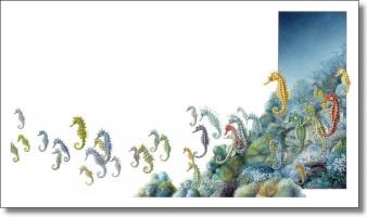 Грэм Бейс. Морские коньки