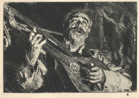 Anders Zorn. Male