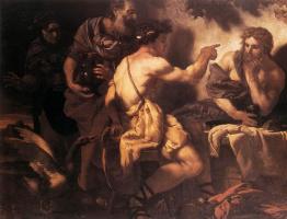 Johann Carl Lot. Philemon and Baucis