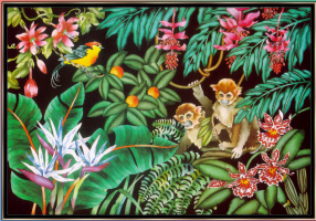 Джуди Вайс. Джуди Вайс. Тропический лес для детей 13