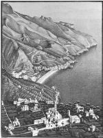 Мауриц Корнелис Эшер. Равелло и побережье Амальфи