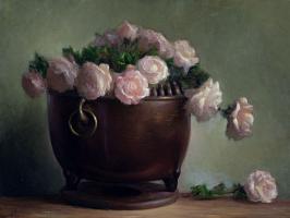 Жюльет Аристидес. Розы
