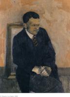 Дэвид Хокни. Портрет отца
