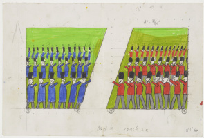 David Hockney. (no title)