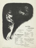 Луи Анкетен. Театральная программа. 1896