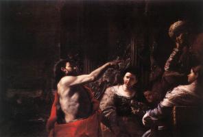 Маттиа Прети. Крест
