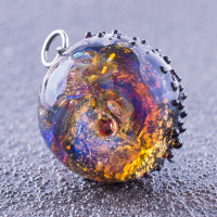 Pendant Galaxy No. 3