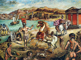Giorgio de Chirico. Riders