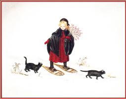 Таша Тудор. Черные коты