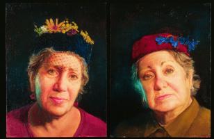 Габриэла Деллоссо. Сестры