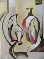 Гульнара Матюхина. Кувшин и вазы
