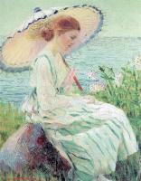 Люси Дрейк Марлоу. Женщина с зонтом
