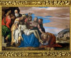 Паоло Веронезе. Снятие с креста