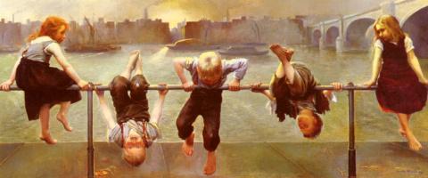 Дороти Теннант. Дети
