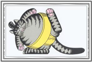 Бернард Клибан. Сны кошек 39