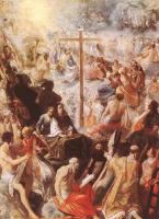 Адам Эльсхаймер. Прославление Креста
