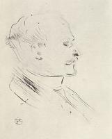 Анри де Тулуз-Лотрек. Портрет В. Г. Б. Сана