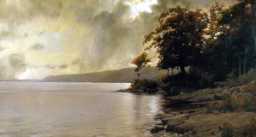 Иаков Коллинз. Осенний пейзаж
