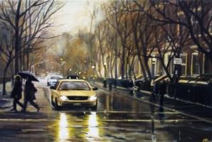Светлана Марандина. Дождливые будни