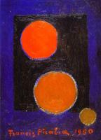 Франсис Пикабиа. Оранжевые круги