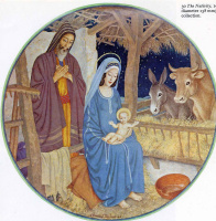 Эдмунд Дюлак. Рождество в Вифлееме