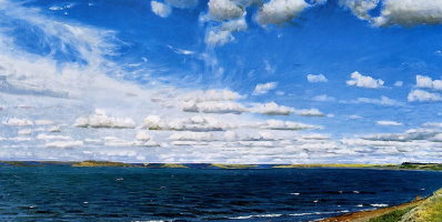 Чжун Хуань. Кипарисовое озеро