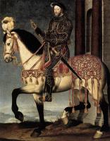 Франсуа Клуэ. Портрет Франциска І, короля Франции