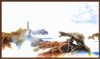 Кируело Кабрал. Гнев дракона
