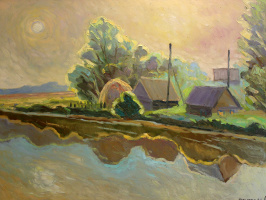 Oleg Vasilyevich Nosyrev. Dawn