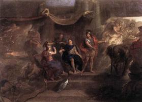 Шарль ле Брюн. Людовик XIV