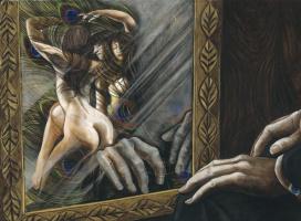 Эрика Чаппиус. Отражение в зеркале