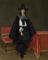 Герард Терборх. Портрет молодого человека