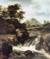 Якоб Исаакс ван Рейсдал. Поток воды