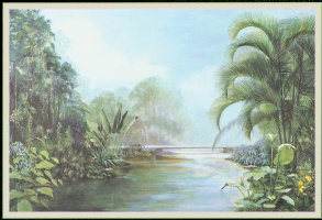 Уильям Вуд. Река