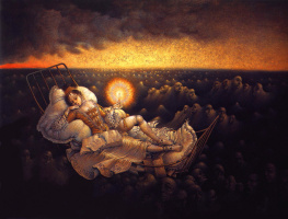 Клод Верлин. Сон в облаках