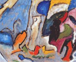 Gabriele Münter. Abstract still life