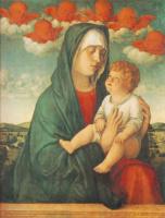 Джованни Беллини. Мадонна с красными ангелами