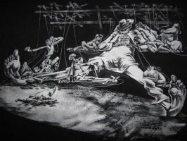 Oleg nikolaevich Grigorov. Sleep of reason
