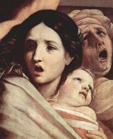 Гвидо Рени. Избиение младенцев, деталь