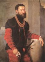 Джованни Баттиста Морони. Портрет солдата