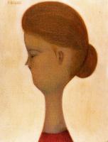 Антонио Буэно. Женский профиль