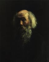 Николай Николаевич Ге. Автопортрет