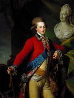 Дмитрий Григорьевич Левицкий. Портрет А. Д. Ланского. 1782