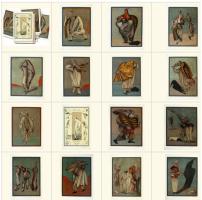 """Михаил Шемякин. """"Чрево Парижа"""" - комплект из 15 литографий в специальной папке"""
