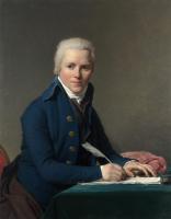 Jacques-Louis David. Portrait Of Jakob Blau