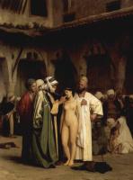 Жан-Леон Жером. Рынок рабов