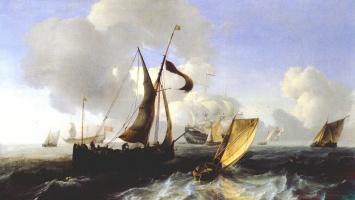 Людольф Бакхёйзен. Изменчивое море