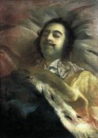 Иван Никитич Никитин. Петр I на смертном ложе