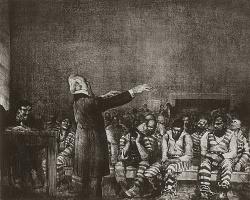 Джордж Уэсли Беллоуз. Благословение заключенных. Джорджия